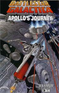 Battlestar Galactica: Apollo's Journey #3 VF/NM; Maximum | save on shipping - de