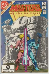 Masters Of The Universe #2 (Jan-83) VF/NM High-Grade He-Man