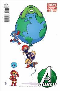 Avengers World #1G FN; Marvel   save on shipping - details inside