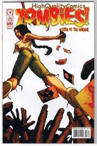 ZOMBIES UNDEAD #3, NM+, Horror, IDW, Walking Dead, 2006, more Horror in store