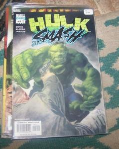 Hulk smash # 2 2001 marvel kknights  bruce banner gamma monster