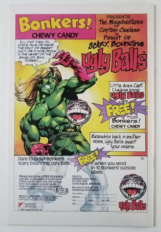 Marvels Mephisto VS mini-series 1987 Full Run 1 2 3 4 (HG) X-men, Four, Avenger