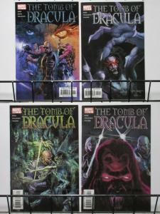 TOMB OF DRACULA (2004)1-4  Blade, N Van Helsing,Dracula