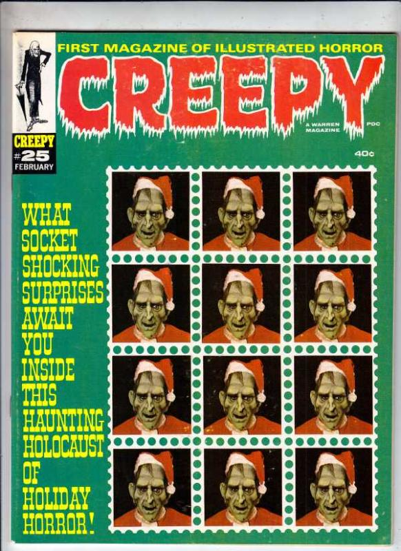 Creepy Magazine #25 (Feb-69) VF/NM High-Grade