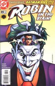 Robin (1993 series) #85, NM (Stock photo)