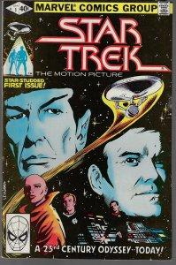 Star Trek #1 (Marvel, 1980) NM