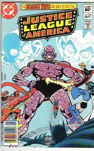 Justice League of America #206 (Sep-82) VF/NM- High-Grade Justice League of A...