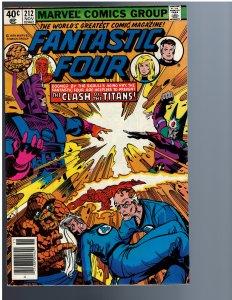 Fantastic Four #212 (1979)