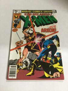 Uncanny X-Men King Size Annual 3 Vf Very Fine 8.0 Marvel