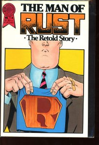 The Man of Rust #1 (1986)