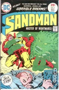 SANDMAN (1989) 2 F-VF Feb. 1989