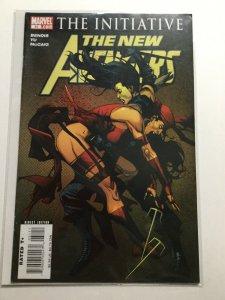 The New Avengers 31 Very Fine Vf 8.0 Marvel