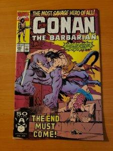 Conan The Barbarian #240 Direct Market Edition ~ NEAR MINT NM ~ 1991 Marvel