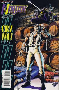 NINJAK (1994 VL) 14-15 Cry Wolf complete story