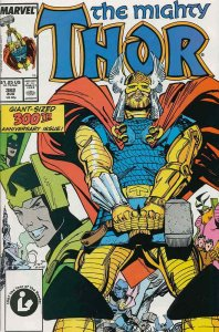 Thor #382 VF/NM; Marvel | save on shipping - details inside