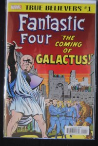 True Believers #1 Fantastic Four