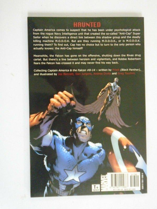 Captain America and The Falcon TPB #2 SC 6.0 FN (2005)