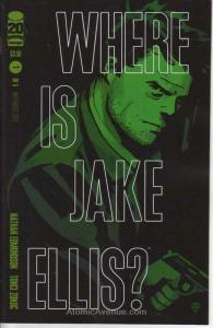 Where Is Jake Ellis? #1 VF/NM; Image | save on shipping - details inside