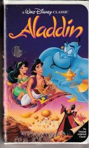 Walt Disney Black Diamond Classics, Aladdin