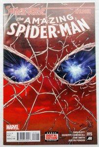 Amazing Spider-Man #15 (NM-, 2015)