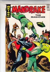 Mandrake the Magician #5 (May-67) VF/NM+ High-Grade Mandrake the Magician