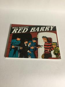 Will Gould's Red Barry Oversized Sc Softcover Fantagraphics Books B17