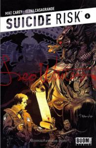 Suicide Risk #6 VF/NM; Boom!   save on shipping - details inside