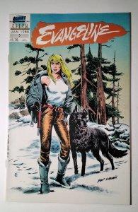 Evangeline #5 (1988) First Comic Book J756