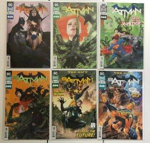 Batman Rebirth 40B 41 42 43 46 47  6 Book Lot