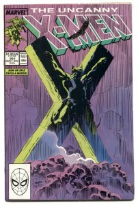 Uncanny X-Men #251 -Wolverine 1989 VF