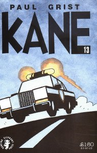 KANE (1993 Series) #13 Very Fine Comics Book