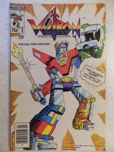 Voltron #1 (1985)