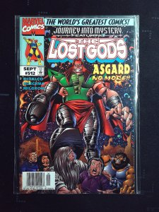 Journey into Mystery #512 (1997)