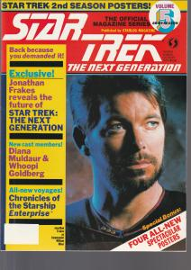 Star Trek Next Generation Vol 5