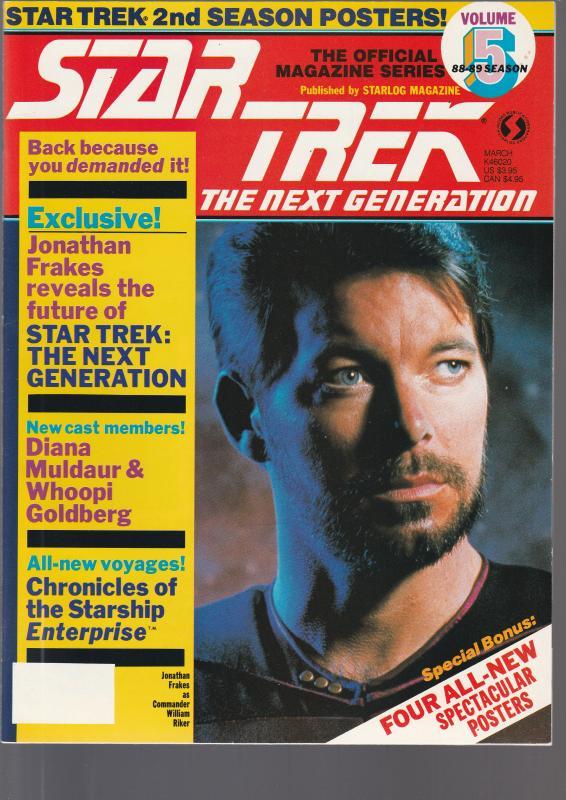 Star Trek Next Generation Vol 5