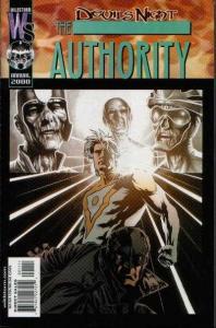 Authority (1999 series) Annual #2000, NM (Stock photo)