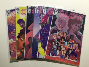 Glow 1-4 1 2 3 4 One-Shot Summer Special Nm Near Mint Idw
