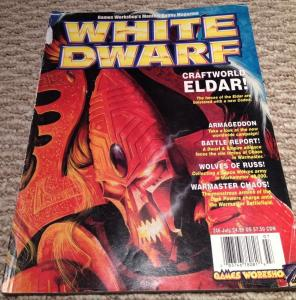 Games Workshop WHITE DWARF #246 FN+