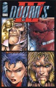 Doom's IV #3 FN; Image   save on shipping - details inside