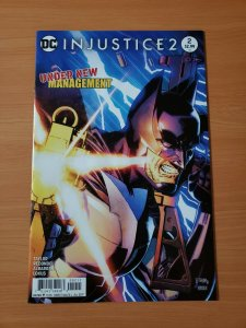 Injustice 2 #2 ~ NEAR MINT NM ~ 2017 DC Comics