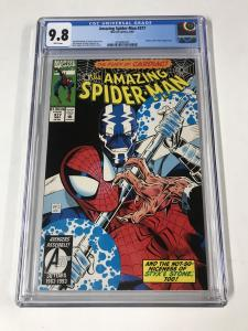 Amazing Spider-Man #377 CGC 9.8