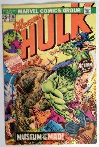 Incredible Hulk #198