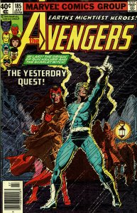 Avengers #185 - VF/NM - George Perez / Terry Austin Cover