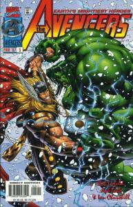 Avengers (Vol. 2) #5A FN; Marvel | save on shipping - details inside