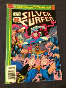 Silver Surfer #88 Clash of the Titans Thanos Marvel FN (1994)