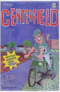 Centerfield #1 VF/NM; Alternative | save on shipping - details inside