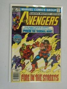 Avengers #206 Newsstand edition 6.0 FN (1981 1st Series)
