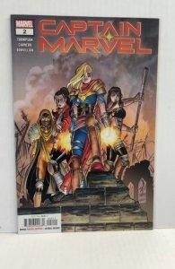 Captain Marvel #2 (2019)