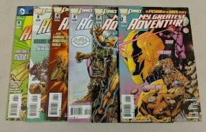 My Greatest Adventure #1-6 1 2 3 4 5 6 (2011) Robotman Garbage Man Tanga (8.5+)