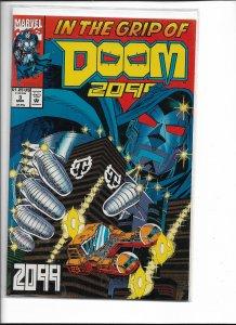 Doom 2099 #3 (1993)